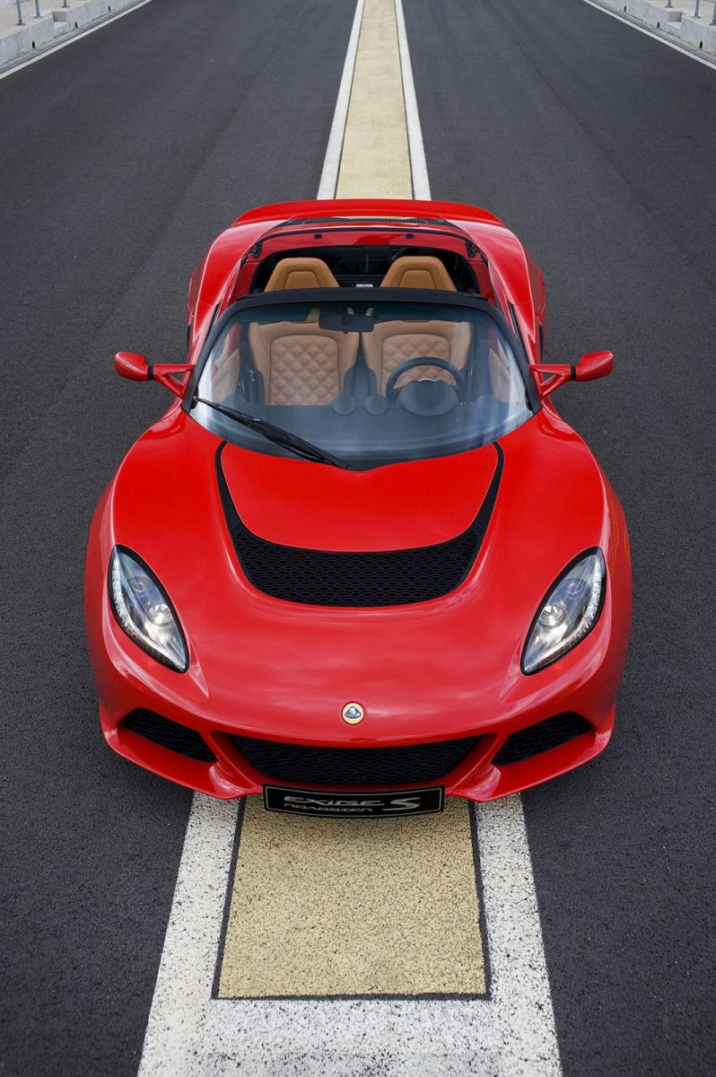 Exige S Roadster Ardent Red 13 06 13 4