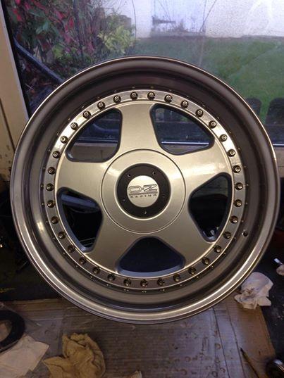 Futura wheels