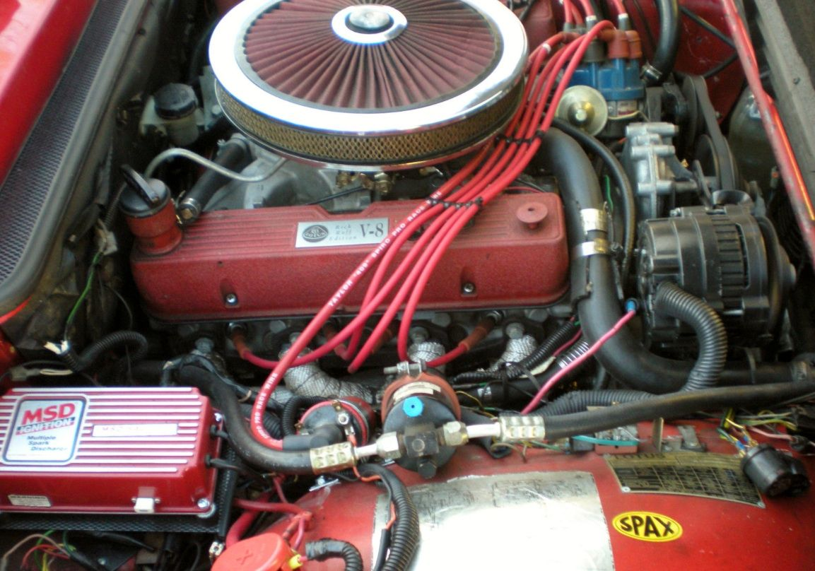 Lotus engine passenger