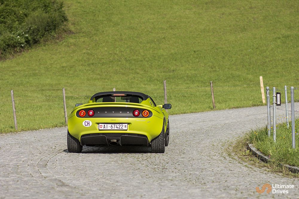 Lotus Elise SCR