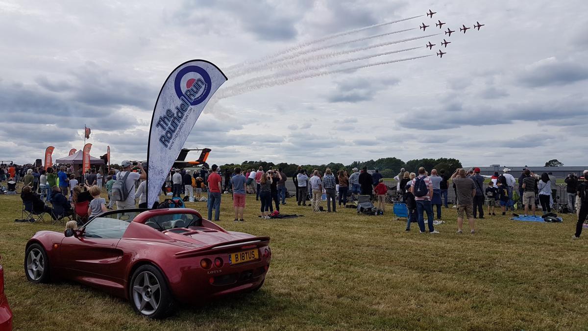 Biggin Hill Festival Of Flight >> Biggin Hill Festival Of Flight Car Show Events The Lotus