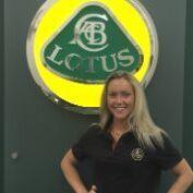 Aimee Lotus Silverstone