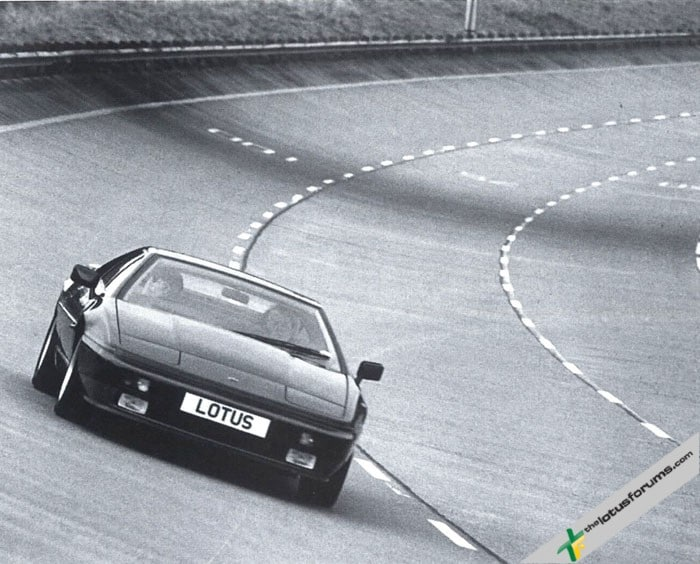 Lotus Esprit Turbo Challenge. The Lotus Forums