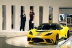 Lotus in Frankfurt – Official Press Release