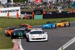 Hall leads LCUK opening lap