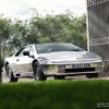 Chromed... The World's shiniest Lotus Esprit