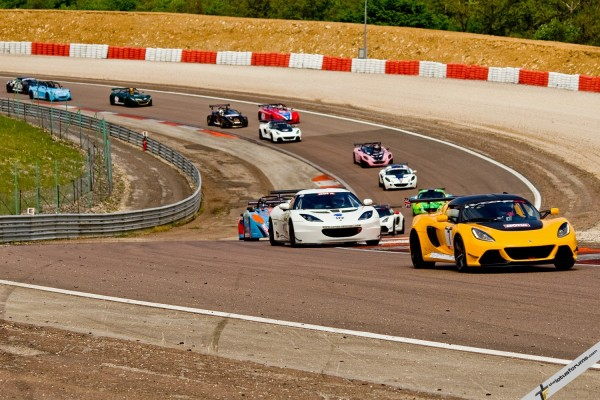 Victory for Gregory Rasse in Lotus Cup Europe Dijon