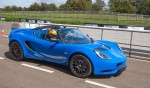 Lotus join owners on track at Goodwood Race Circuit