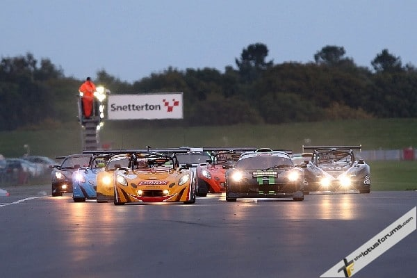 Lotus Cup UK kicks off at Snetterton in April (Photo courtesy of snappracer.com)