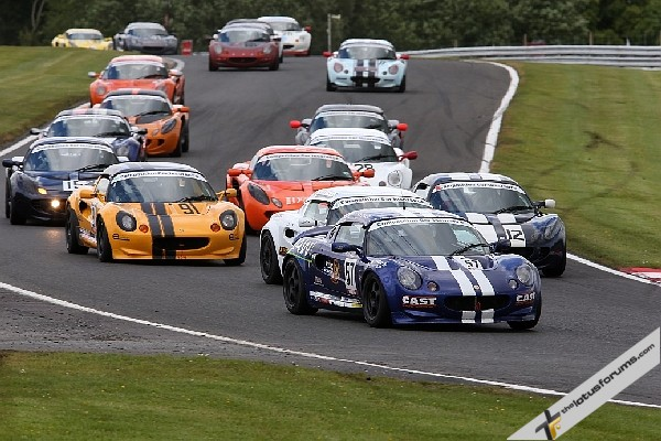 The Elise Trophy will run as a championship for the first time in 2014 (photo courtesy of snappyracers.com)