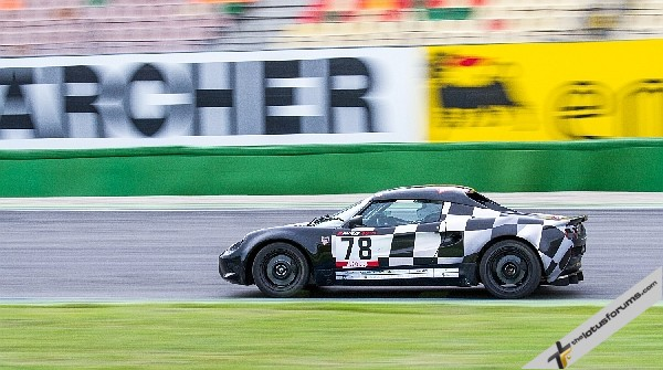 Thomas Dehaibe will start the defence of his Lotus Cup Europe title at Hockenheim (photo courtesy of Simon Milner)