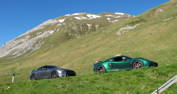 [BLOG] Mountain high. Exige V6 Cup in the Alps.