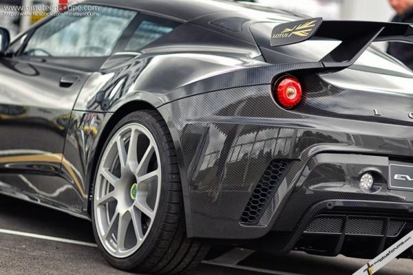 [PICS] Carbon Evora GTE at the Lotus Festival