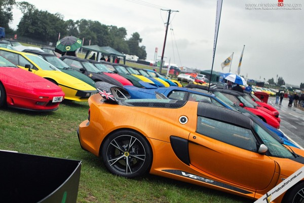 [PICS] Lotus Festival fever at Brands Hatch 2014