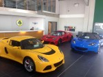 Oakmere Lotus launch event – 18th September 2014