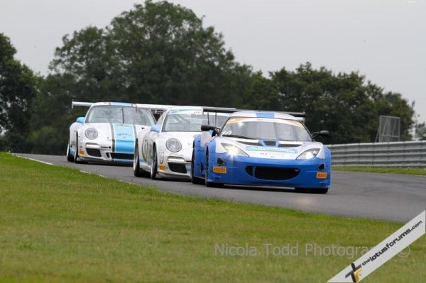 More Evora success at Snetterton in GT Cup