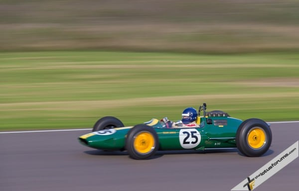 4 in a row for CTL at Goodwood Revival