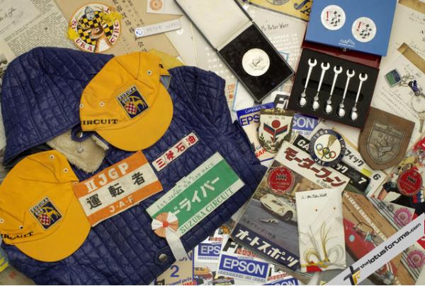 Bonhams to auction Peter Warr Motorsport Collection