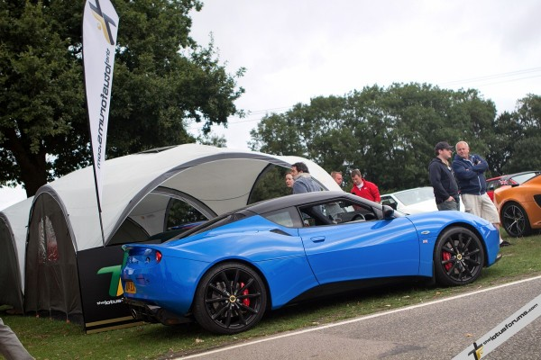 Driven: Evora S IPS Sports Racer