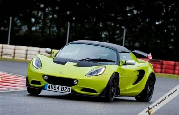 First production Elise S Cup completed