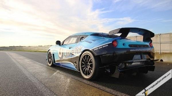 Ultratek Racing enter British GT in Lotus Evora GT4