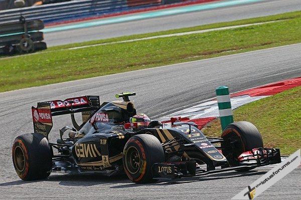 Motor Racing - Formula One World Championship - Malaysian Grand Prix - Race Day - Sepang, Malaysia