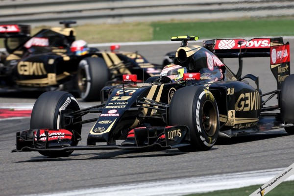 Points for Lotus in Chinese GP