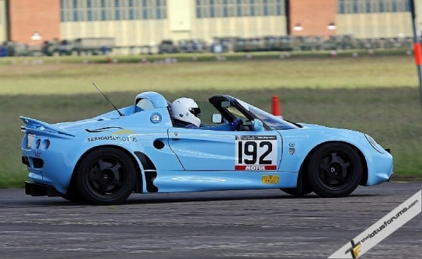LCUK Speed Championship: Pearman and Clark victorious at Abingdon
