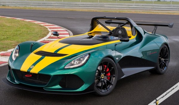 [VID][PICS] Lotus unveil all new 3-Eleven at Goodwood Festival of Speed