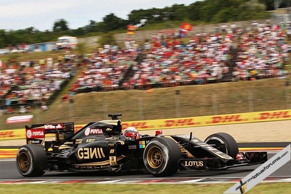 Grosjean gains points for 7th place in Hungary GP