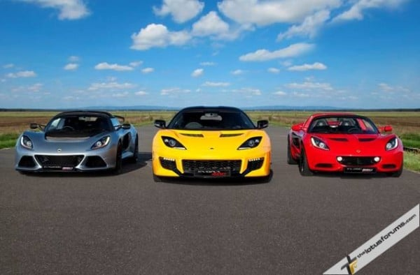 Lotus sales up 60% in UK