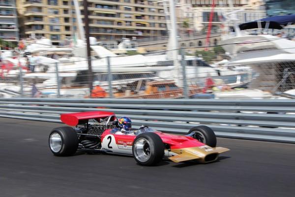 Classic wins for Team Lotus at Monaco Historic