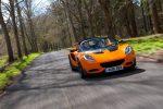 Lotus Elise receives Autocar Readers' Champion Award