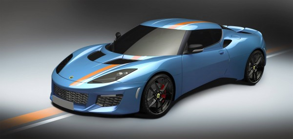 Lotus fans vote for Special Edition Evora 400