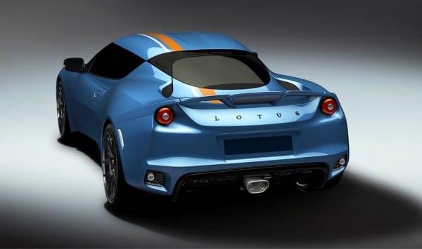 Lotus fans vote for Special Edition Evora 400