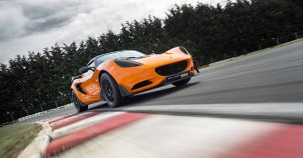 Lotus release competition ready 'Elise Race 250'