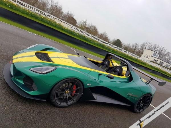 Driven: Lotus 3-Eleven
