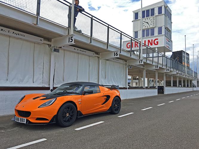 Elise Cup 250 – Track Test