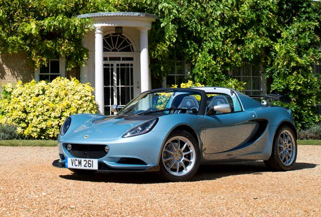 Lotus reveal Elise 250 Special Edition
