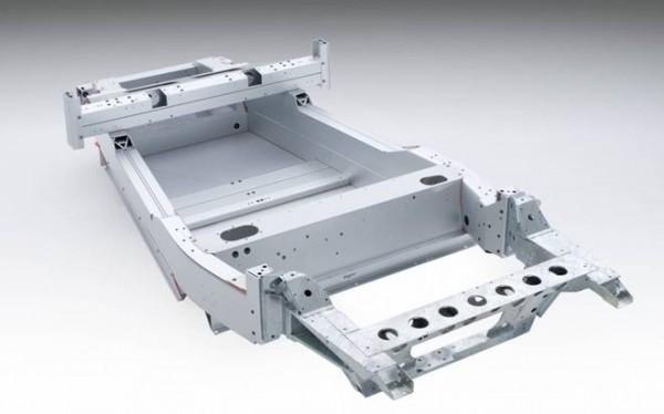 Lotus Elise chassis