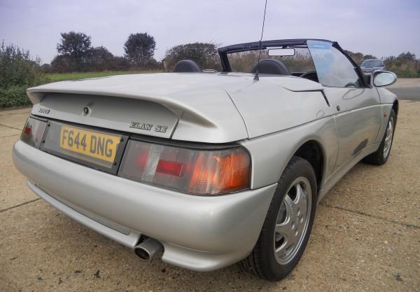 Earl's Court Lotus Elan SE Launch Car Rediscovered