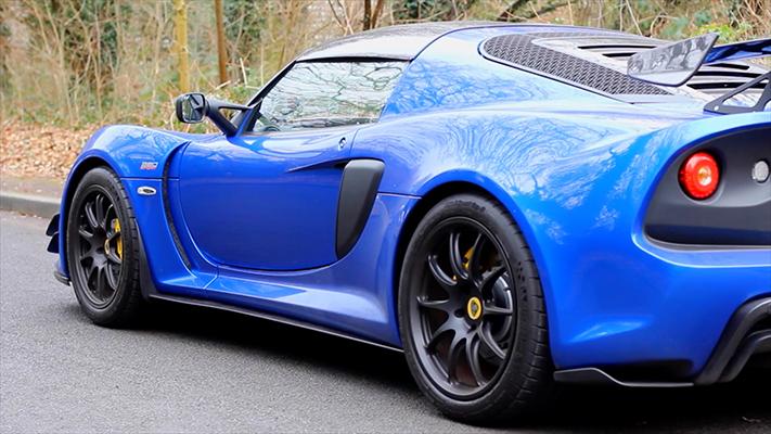Driven: Lotus Exige Sport 380