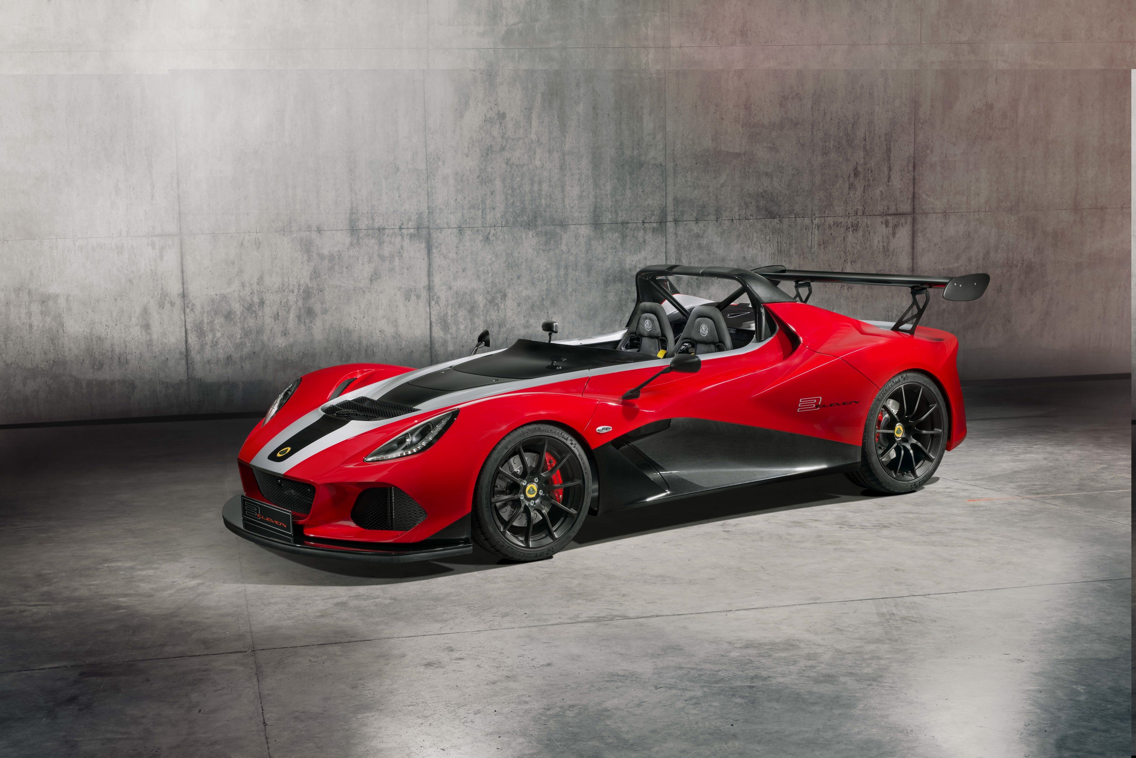 3-Eleven gets 430bhp for limited edition run out model